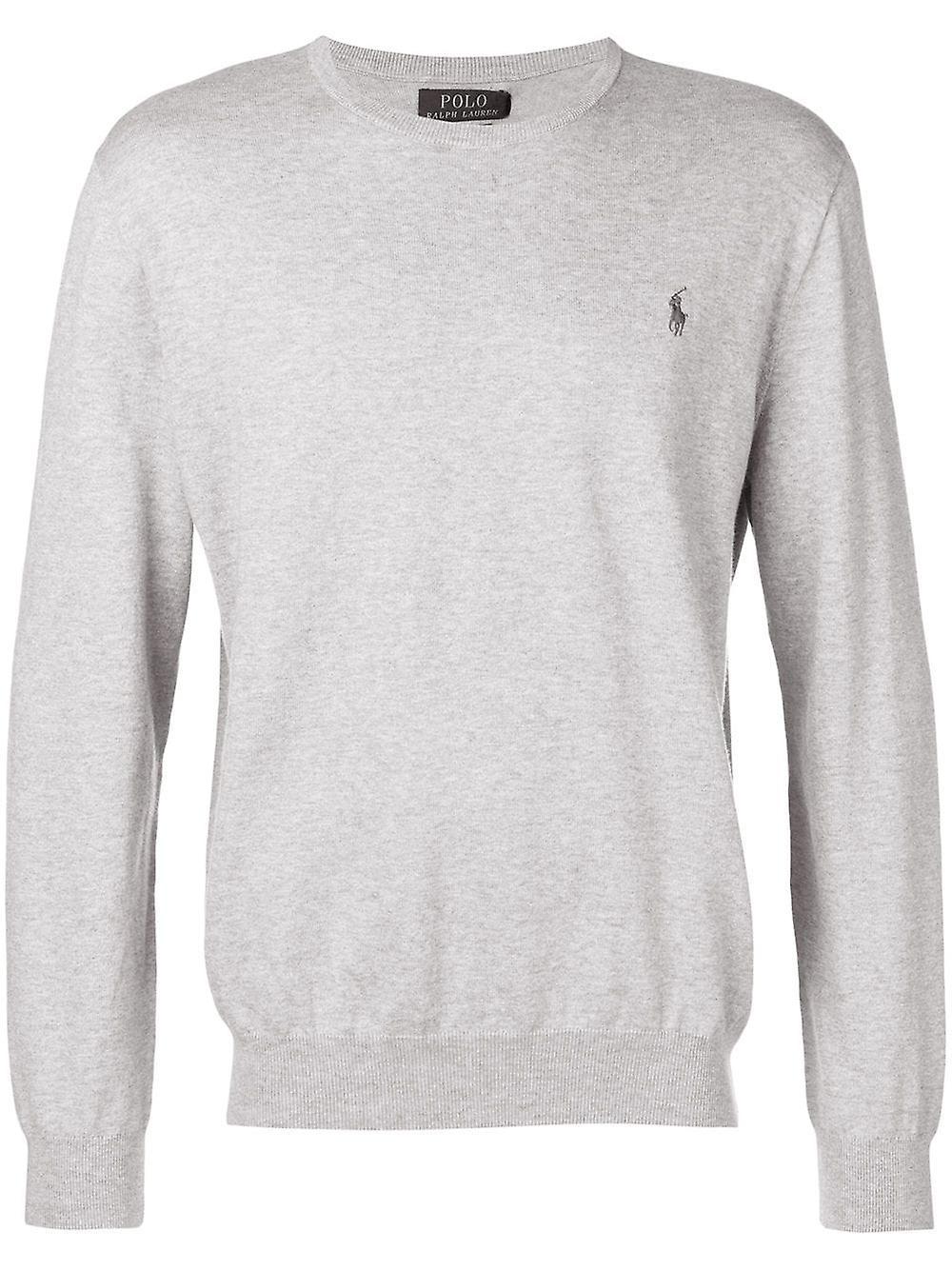 Pima Cotton Pony Sweater