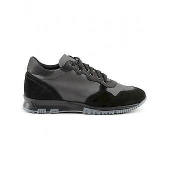 Made in Italia - Schuhe - Sneakers - ALESSIO_NERO - Herren - Schwartz - 45