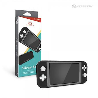 Silicone Skin for Nintendo Switch Lite (Black) - Hyperkin