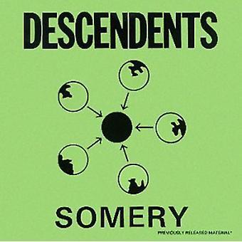 Descendents - Somery [Vinyl] USA import