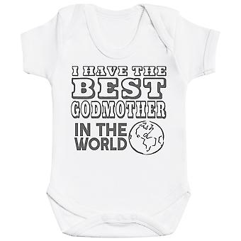 لدي أفضل العراب في العالم ارتداءها الطفل
