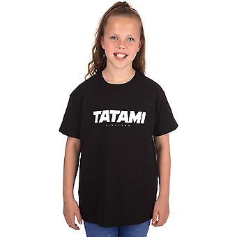 Tatami Fightwear Kid's Essential 2019 T-Shirt - Czarny