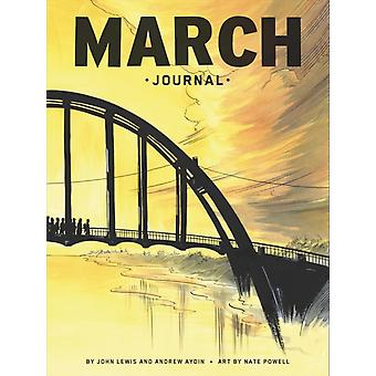March Journal by John Lewis