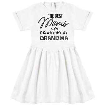 The Best Mums Get Promoted To Grandma Baby Dress