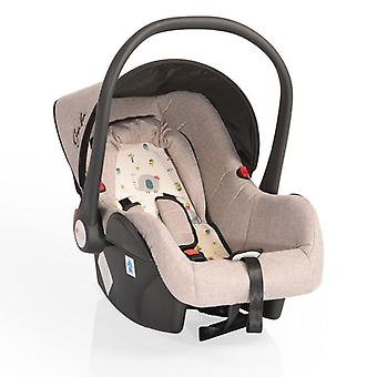 Cangaroo baby carrier Gala, group 0+ (0 - 13 kg), seat cushion, foot cover