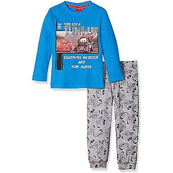 Disney Cars Lightning McQueen lange Ärmel Schlafanzug