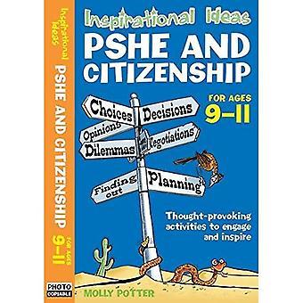 Inspirierende Ideen: PSHE und Bürgerschaft 9-11 (inspirierende Ideen)