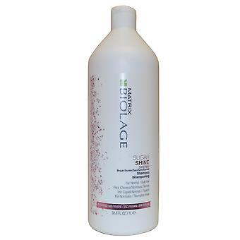 Matrix Biolage Sugar Shine Shampoo For Normal/Dull Hair 1000ml (1 Litre) Sugarshine