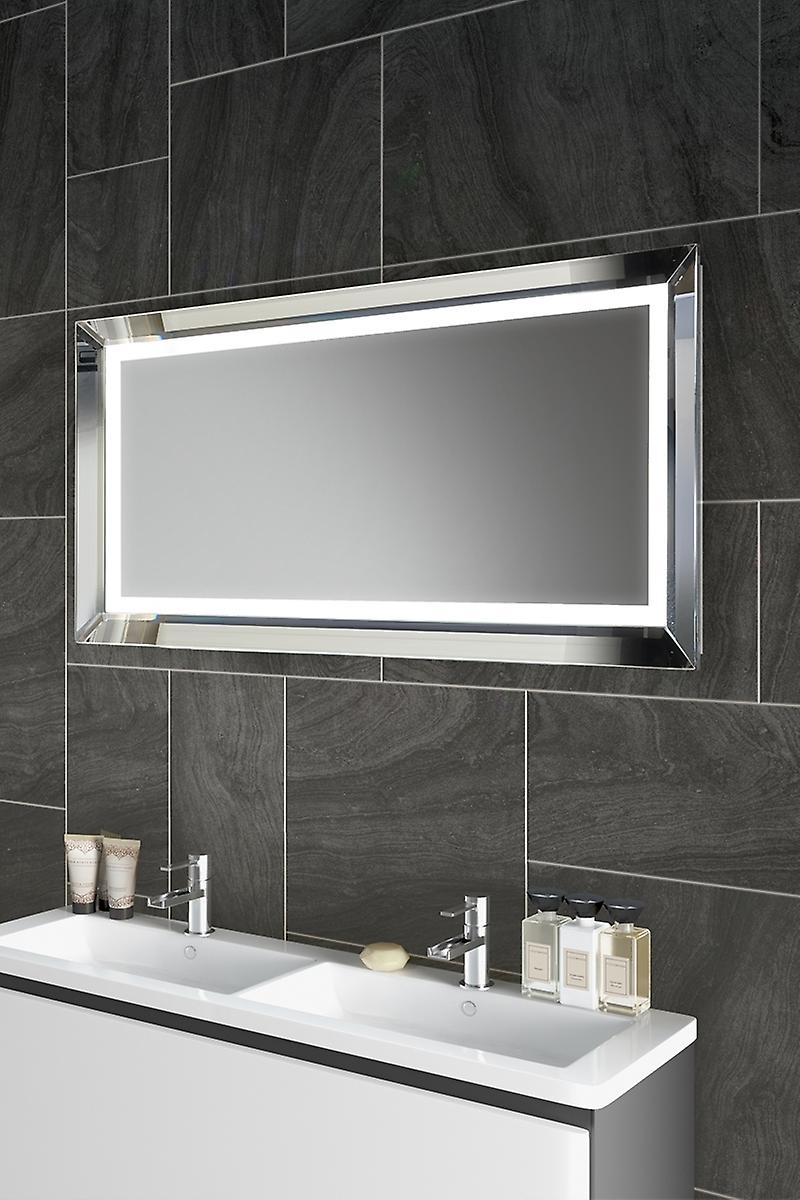 RGB Gradien Shaver Mirror with Sensor, Demister Pad k508rgb