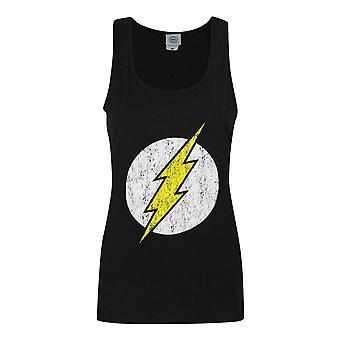 Offical Flash Distressed Logo Women's Vest