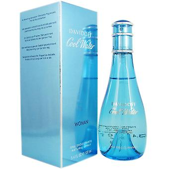 ダビドフ 3.4 オズ消臭スプレーによる女性のための冷たい水