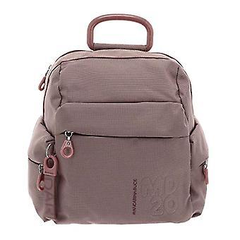 Mandarin Duck Md20 Pink Women's Backpack Strap (Pale Blush) 14x26x24 cm (W x H x L)