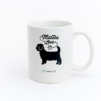 Paws Up Mug Maltes Love (PetLovers)