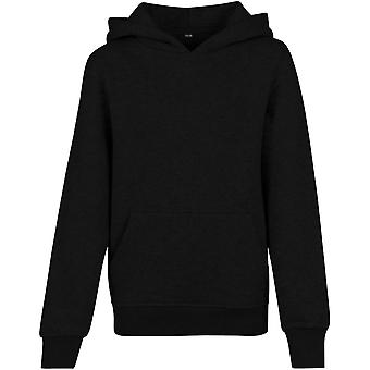 Cotton Addict Boys Basic Relaxed Fit Casual Hoodie
