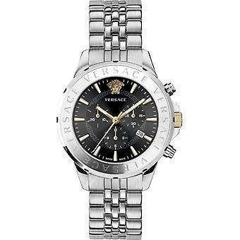 Versace Wristwatch Hommes Chrono Signature Quartz Chronographe Date VEV600419