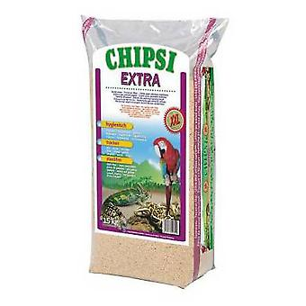 Chipsi Astillas De Haya Chipsi Extra xxl 15kg (Reptiles , Beds and Hammocks)