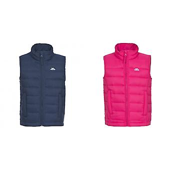 Trespass Childrens/Kids Jadda Quilted Sleeveless Gilet