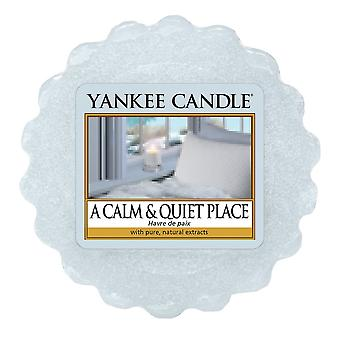 Yankee Candle Wax Tart Melt A Calm And Quiet Place Classic