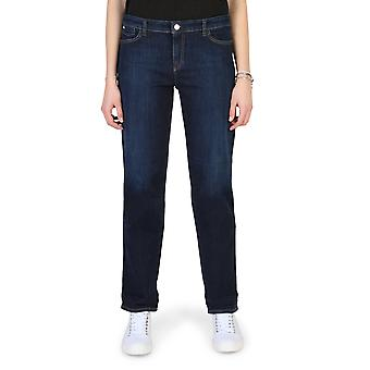 Armani Jeans Original Women All Year Jeans Blue Color - 58199