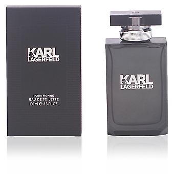 Karl Lagerfeld Pour Homme Eau de Toilette Spray 100ml