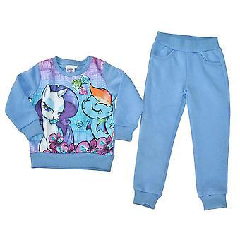 Zestaw do joggingu My Little Pony Blue