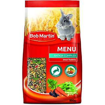 Bob Martin Dwarf Rabbits Supercare Fsk Menu (Small pets , Dry Food and Mixtures)