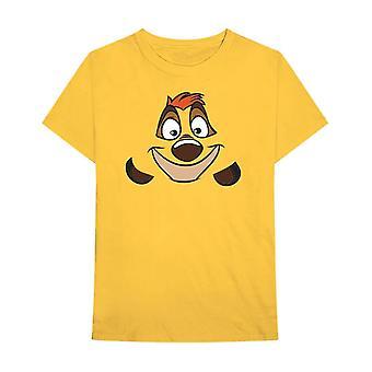 Menn & apos;s Disney Lion King Timon Karakter T-skjorte