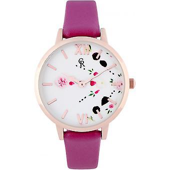 Ver Charlotte Raffaelli CRW18001 - Reloj de mujer