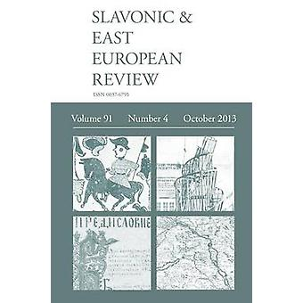 Slavonic  East European Review 91 4 October 2013 by Aizlewood & Robin