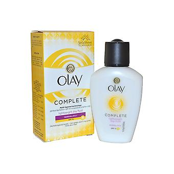Olay Complete Lightweight Day Lotion 100ml Normal/Oily Skin SPF15
