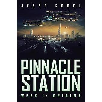 Pinnacle Station door Jesse Sobel