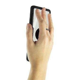 Carcaça com anel Huawei Mate 20 Pro KSIX Transparente