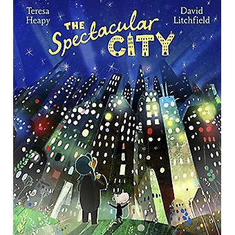 The Spectacular City door Teresa Heapy - 9781782956761 Boek