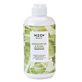 H2O Plus Eucalyptus & Aloe Revitalizing Conditioner 12.2oz / 360ml