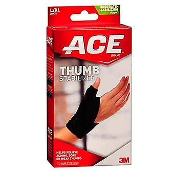 3m ace brand thumb stabilizer, large/extra large, moderate, 1 ea