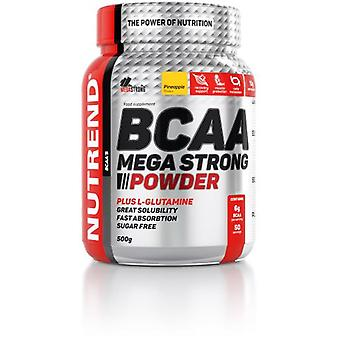 Nutrend Bcaa Mega Strong Powder 500 gr