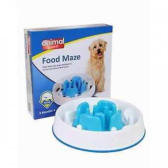 Animal Instincts Food Maze Bowl (en)