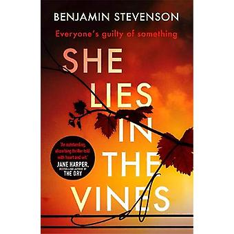 She Lies in the Vines - An atmospheric novel about our obsession with