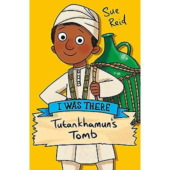 Tutankhamun's Tomb by Sue Reid - 9781407197876 Book
