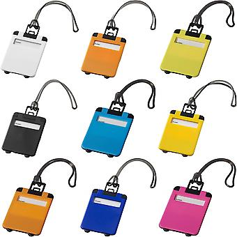 Bullet Taggy Luggage Tag