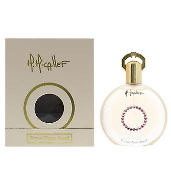 M Micallef Royal Rose Aoud Eau de Parfum 100ml Spray For Her
