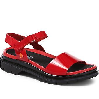 The Art Company Womens Birminghan Slingback Flat Sandal