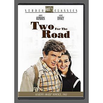 Due per lo strada [DVD] USA importare
