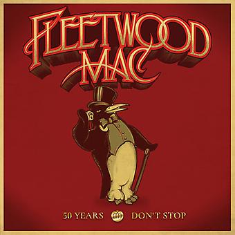 Fleetwood Mac - 50 år - Don't Stop [CD] USA import