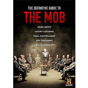 The Definitive Guide to the Mob [DVD] USA import