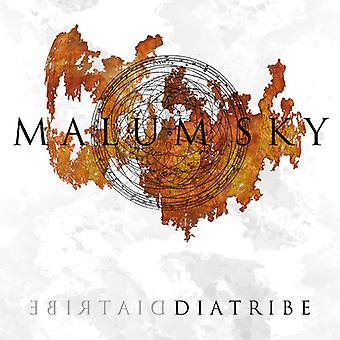 Diatribe [CD] USA import