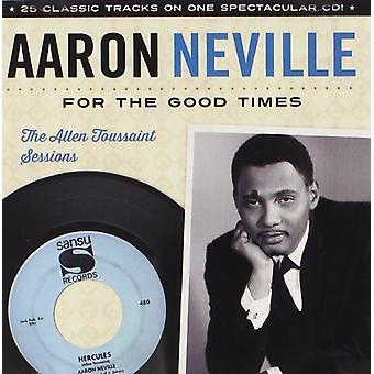 Aaron Neville - importation USA Allen Toussaint Sessions [CD]