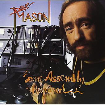 Dave Mason - Some Assembly Required [Vinyl] USA import