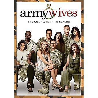 Army Wives: Season 3 [DVD] USA import