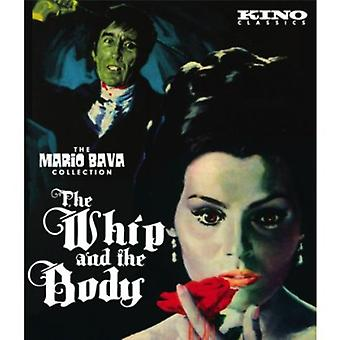 Whip & the Body [DVD] USA import